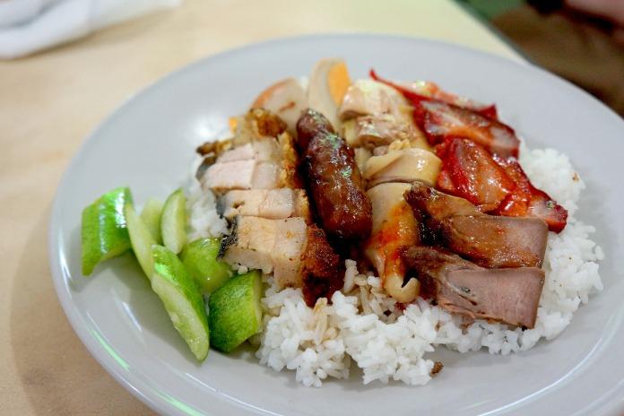 Nasi Campur Tak Kie