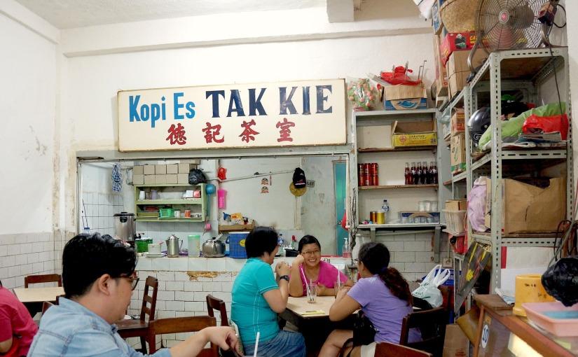 Kopi Es Tak Kie,Jakarta