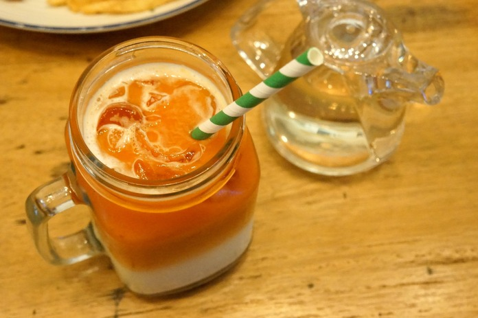 Thai Tea Booster Society