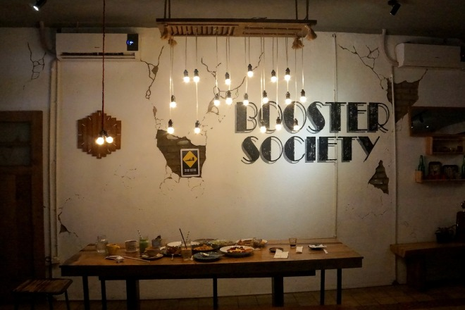 Booster Society Bandung