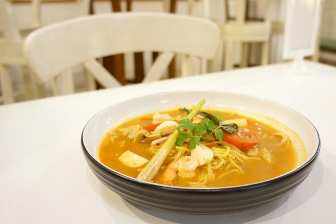 Mamak Kitchen Bandung Tom Yam