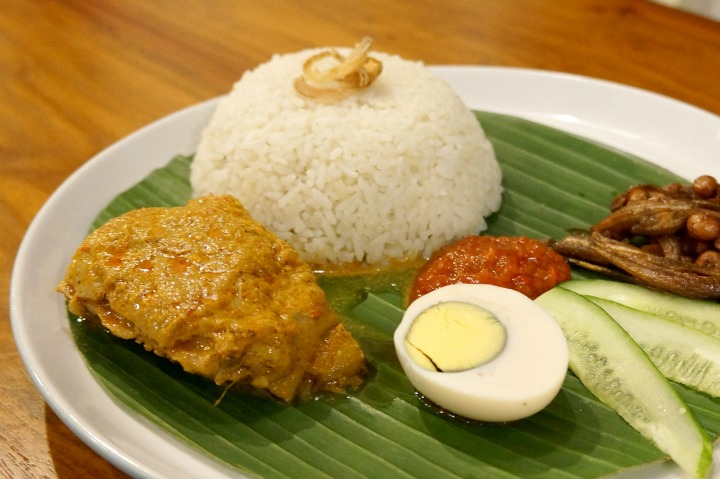 Nasi Lemak Mamak Kitchen