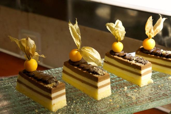 Dessert Padma Hotel