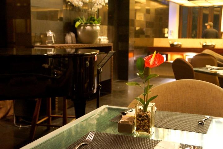 Dinner Padma Hotel Bandung