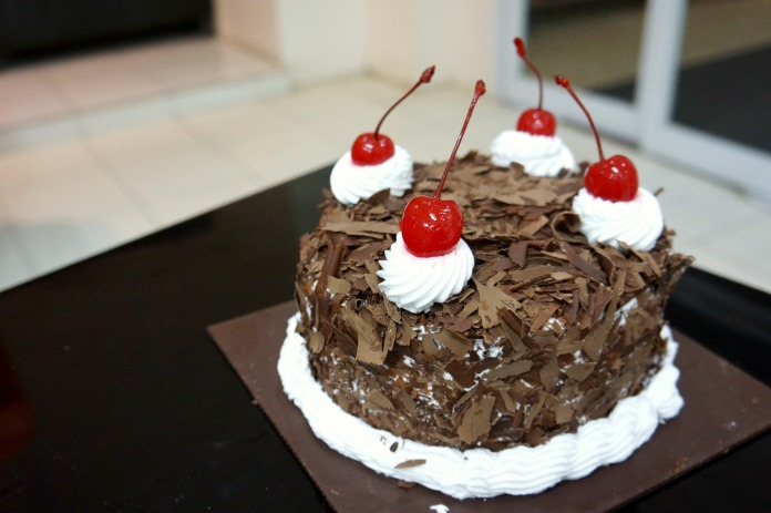 Black Forest Recipe