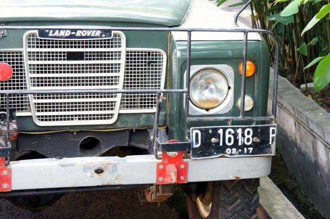 Land Rover Bandung