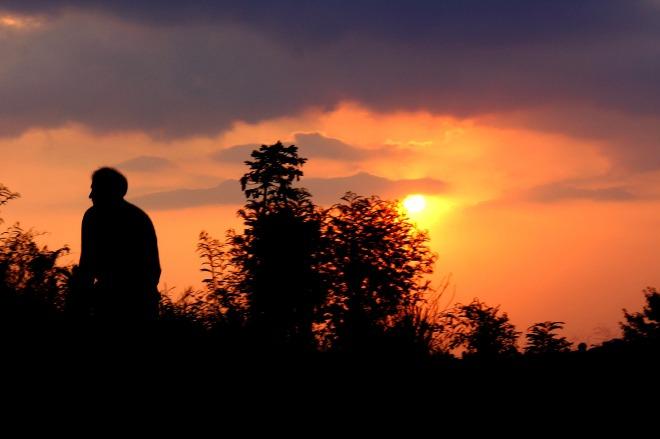 Sunset Bandung