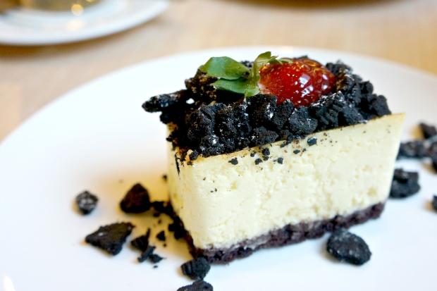 Oreo Cheesecake The Harvest