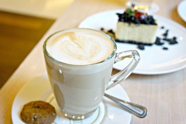 Cafe Latte The Harvest