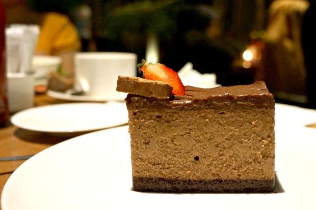 Chocolate Cake The Harvest