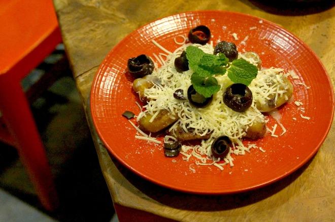 Dessert at Two Cents Bandung