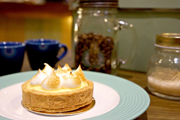 Two Cents Coffee Dessert