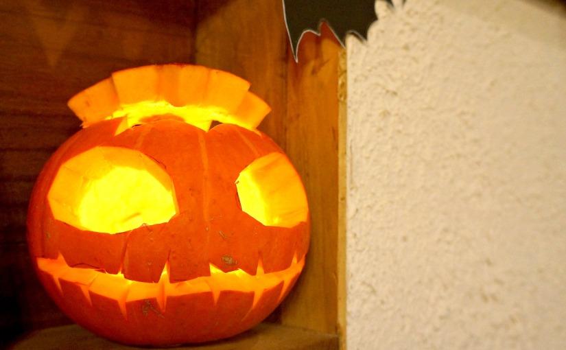 Halloween at Enoshima