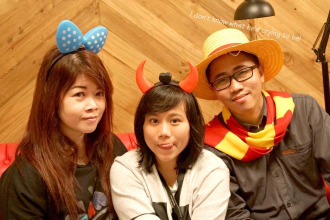 Halloween at Enoshima Bandung