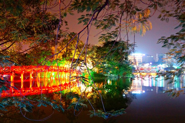 Hoan Liem Lake