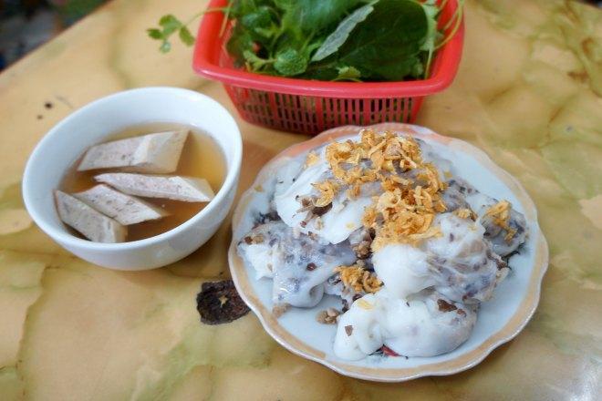 Bánh Cuốn Vietnamese Food