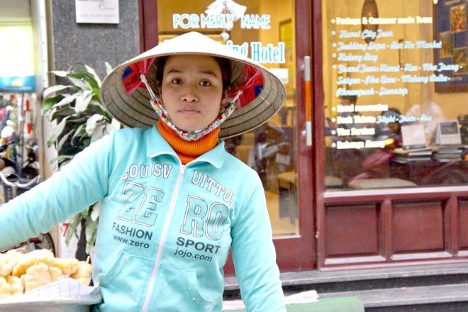 Vietnamese Street Vendors