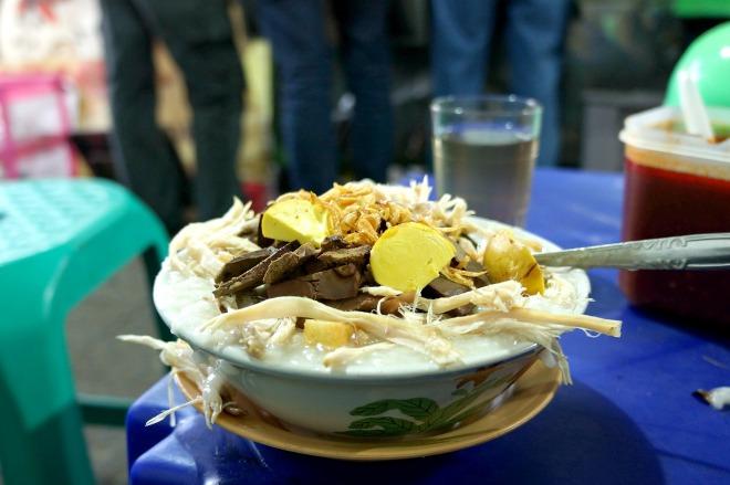Bubur Gibbas Bandung