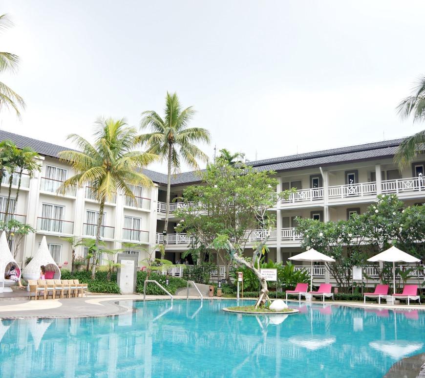 Sheraton Bandung Pool