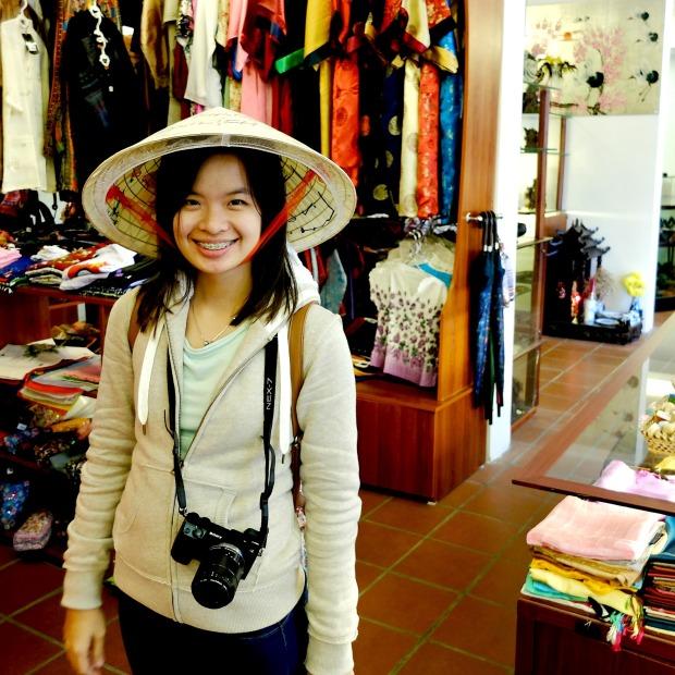 Sharon Loh Indonesian Travel Food Blogger