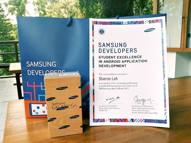 Samsung App Challenge Winner