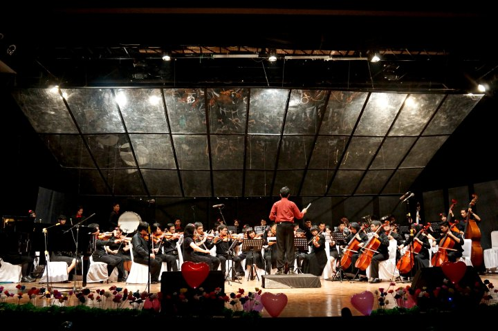 Konser ITB Student Orchestra
