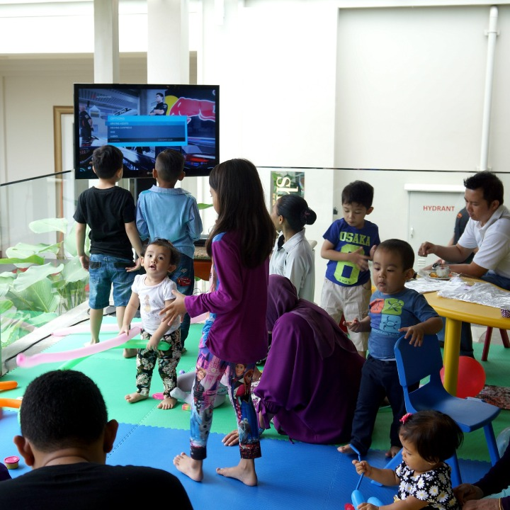 Sheraton Bandung Kids Corner