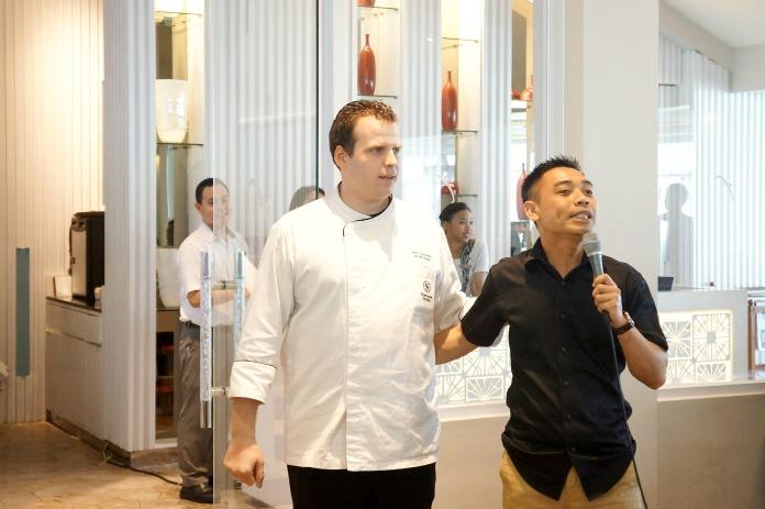 Sheraton Bandung Chef