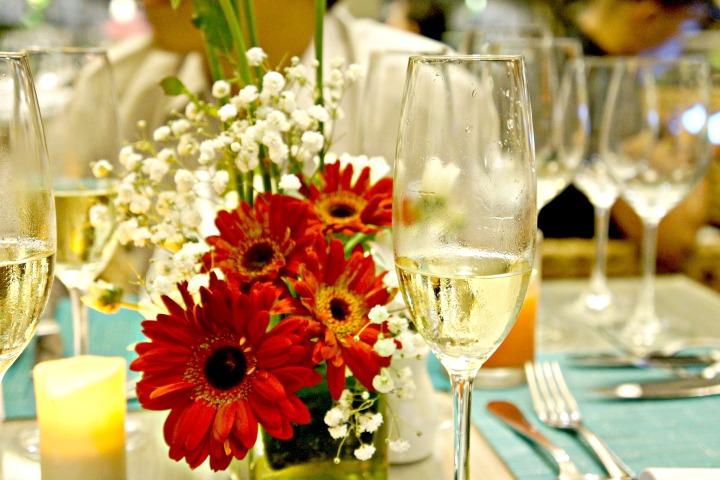 Wine Dinner Sheraton Bandung