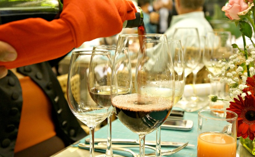 YEAR END CELEBRATION : Wine Dinner Sheraton Bandung