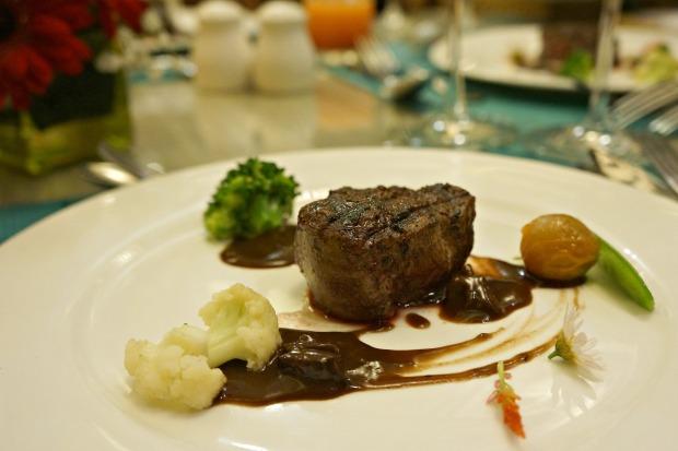 Fine Dining Sheraton Bandung