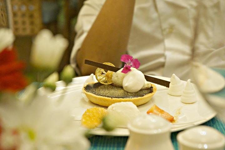 Chocolate Pie Sheraton Bandung