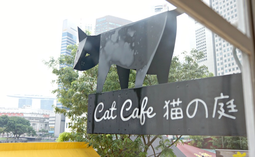 Neko No Niwa Cat Cafe Singapore