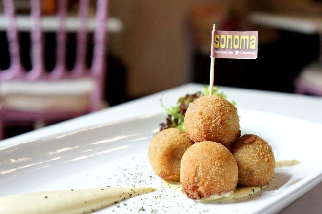 Sonoma Resto Bandung Food