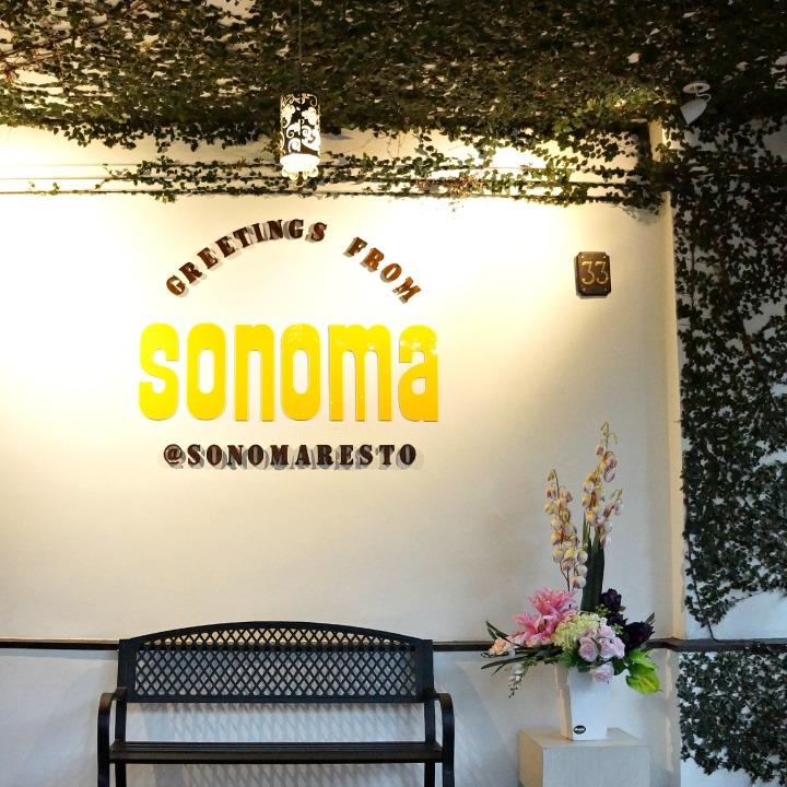 Sonoma Resto Bandung