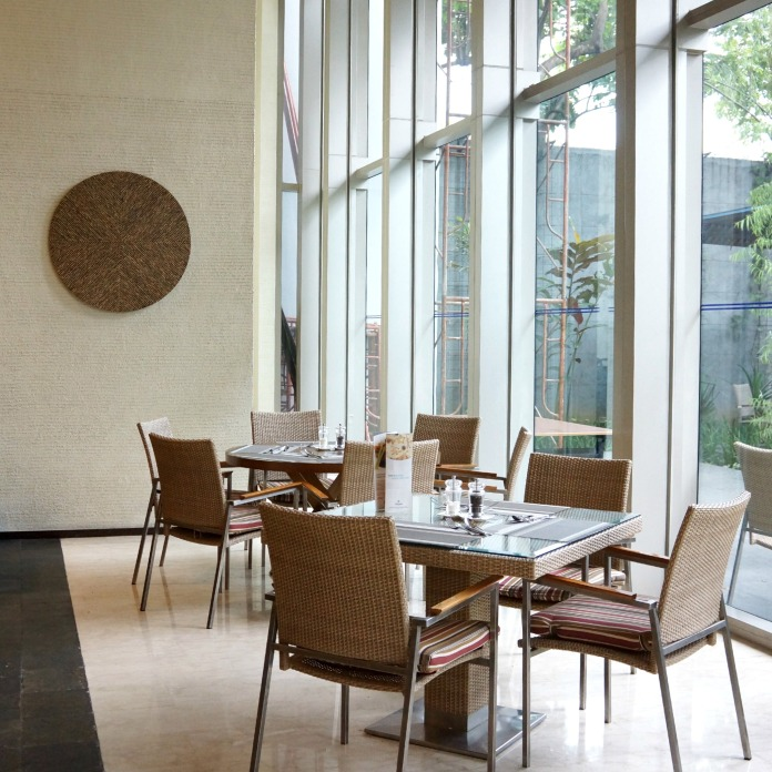 Purnawarman Restaurant Hilton
