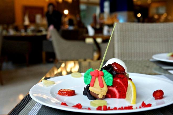 Lunch Purnawarman Hotel Bandung