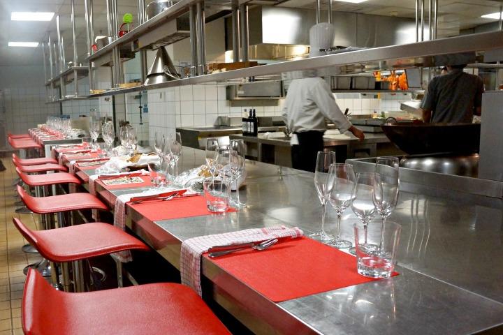 Hilton Chef's Table Dinner