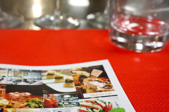 Chef's Table Dinner Hilton Bandung