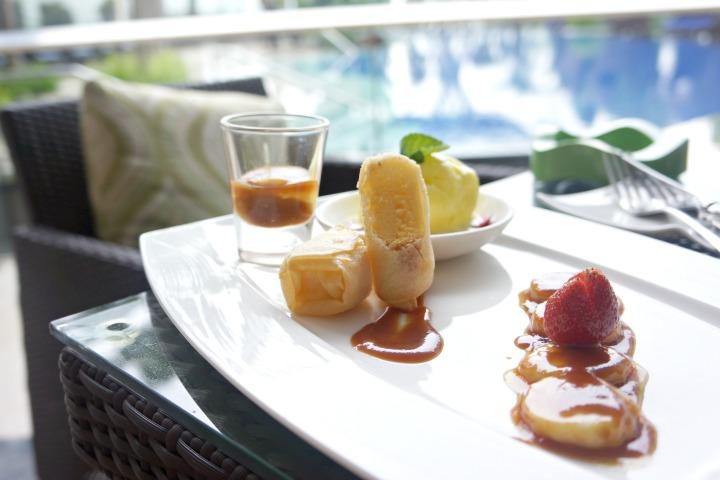 Lunch Fresco Hilton Bandung