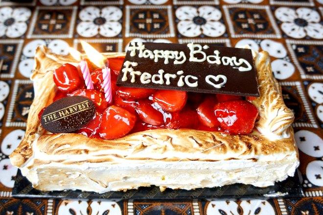 Fredric Sanjaya Birthday