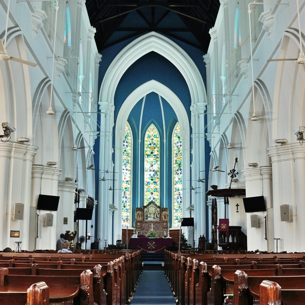 St. Andrew's Cathedral Singapore