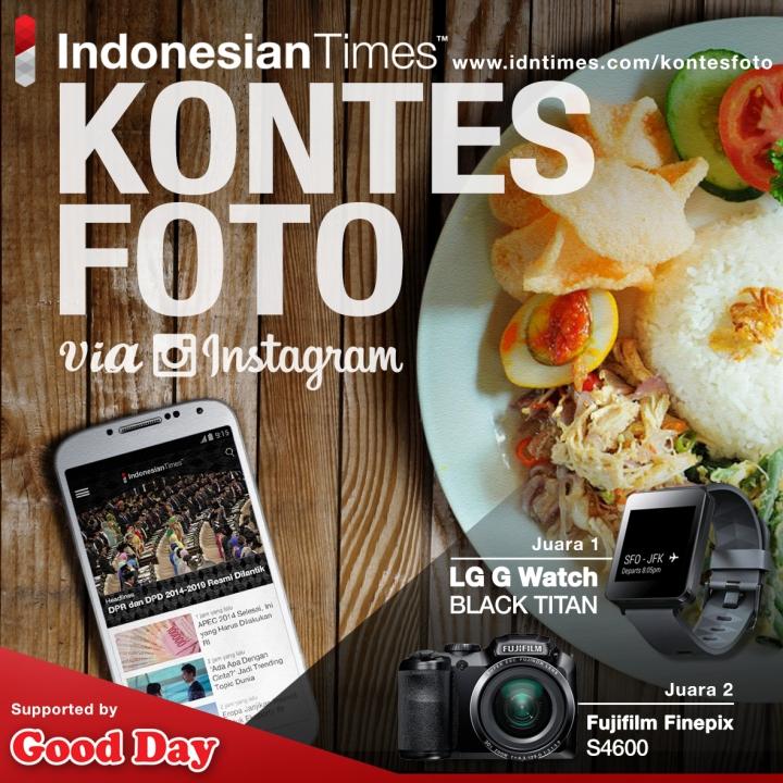 Indonesian Times Foto Kontes