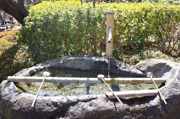 Holy Water Shrine