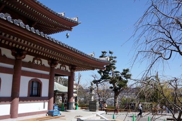 Shrine at Hakone