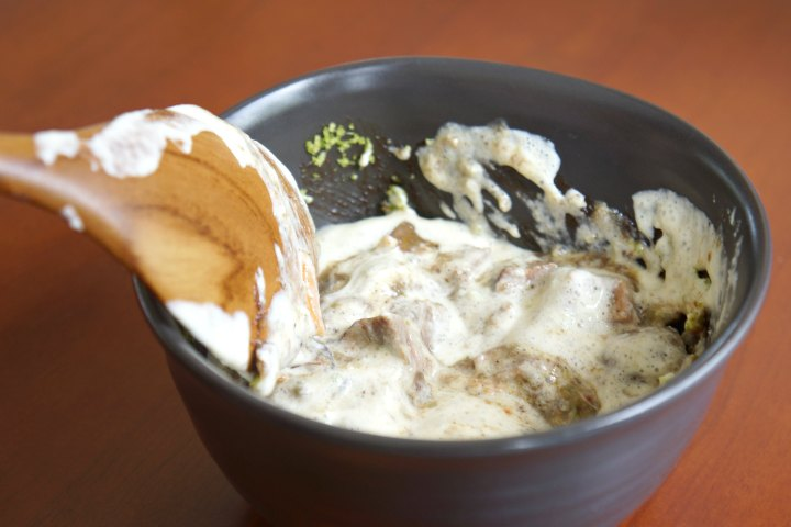 Cuca Flavor Bali Menu