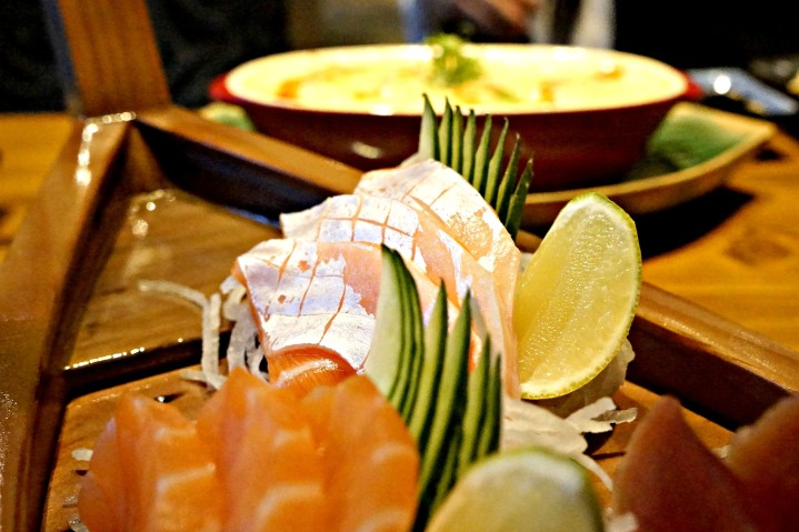 Fukuzushi Food Review