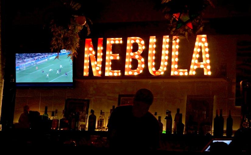 NEBULA ROOM, Bali
