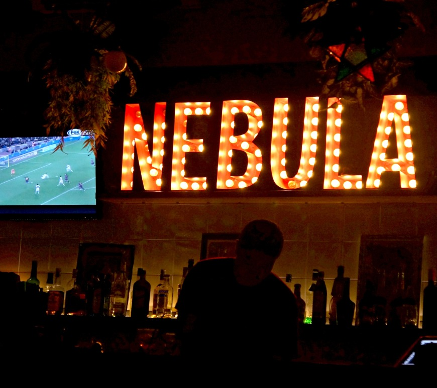 Nebula Room Bali