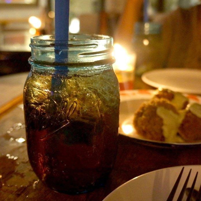 Nebula Room Happy Hour Drink